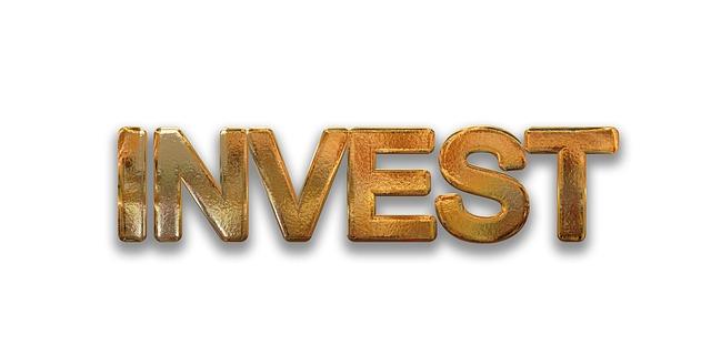 Geld investieren