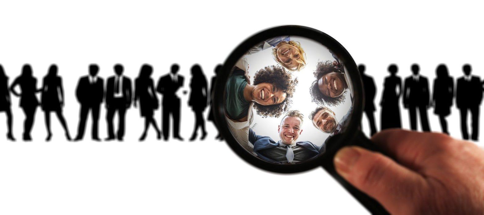 Zielgruppenbesitz aufbauen mit einem CRM System